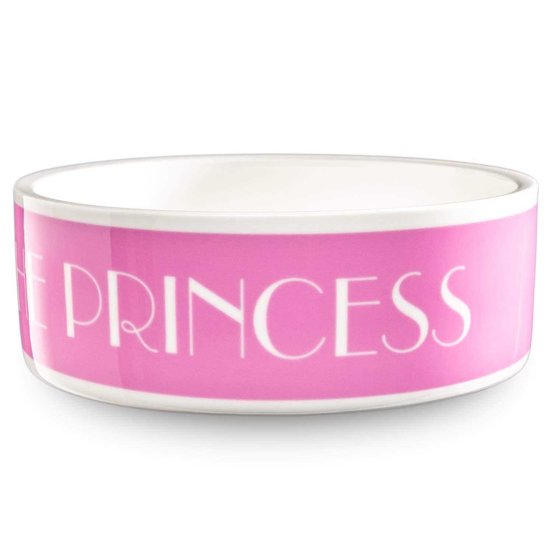 Royal Pet Bowl (Princess) in Pink by Beau Tyler