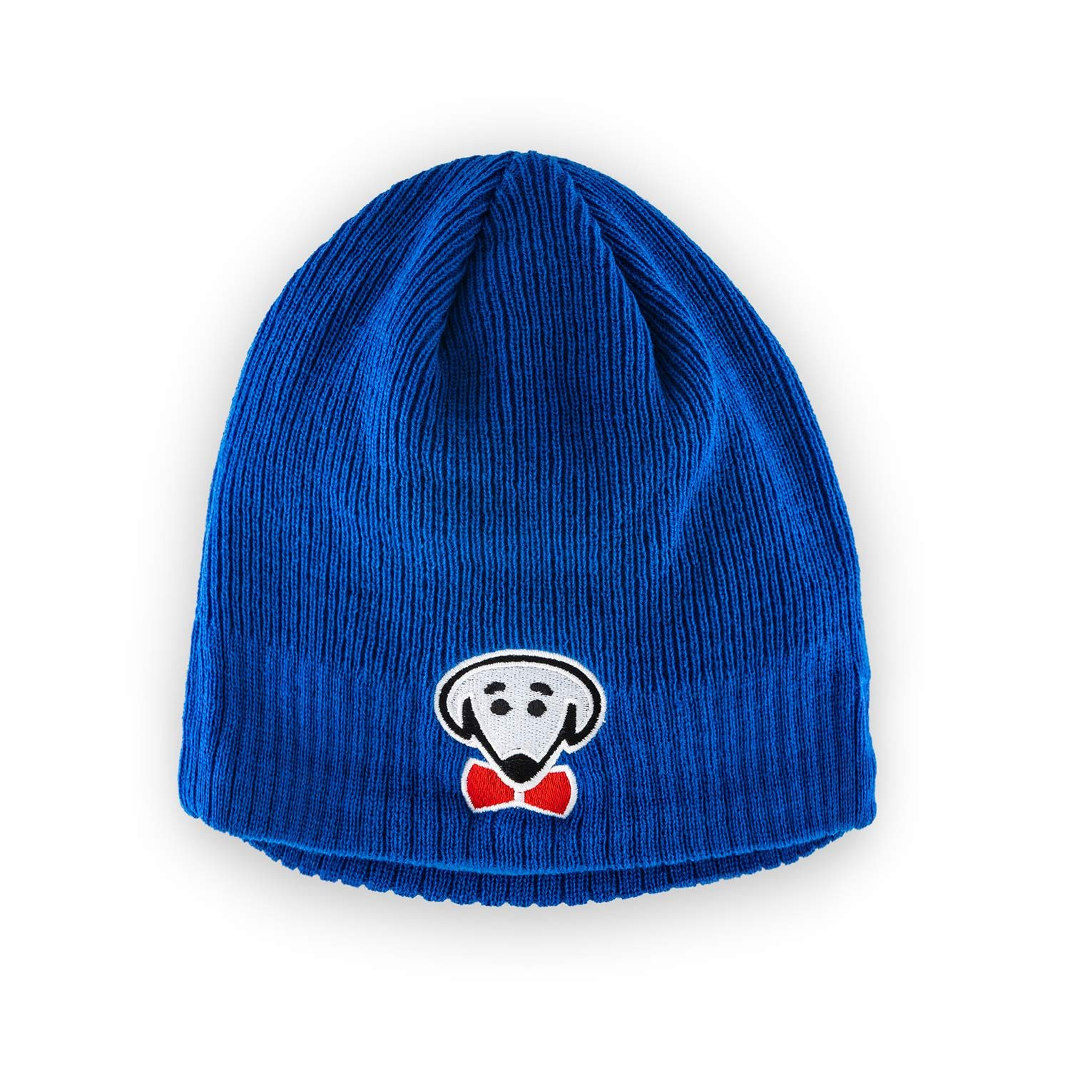 Taylor winter knit hat in royal blue by Beau Tyler
