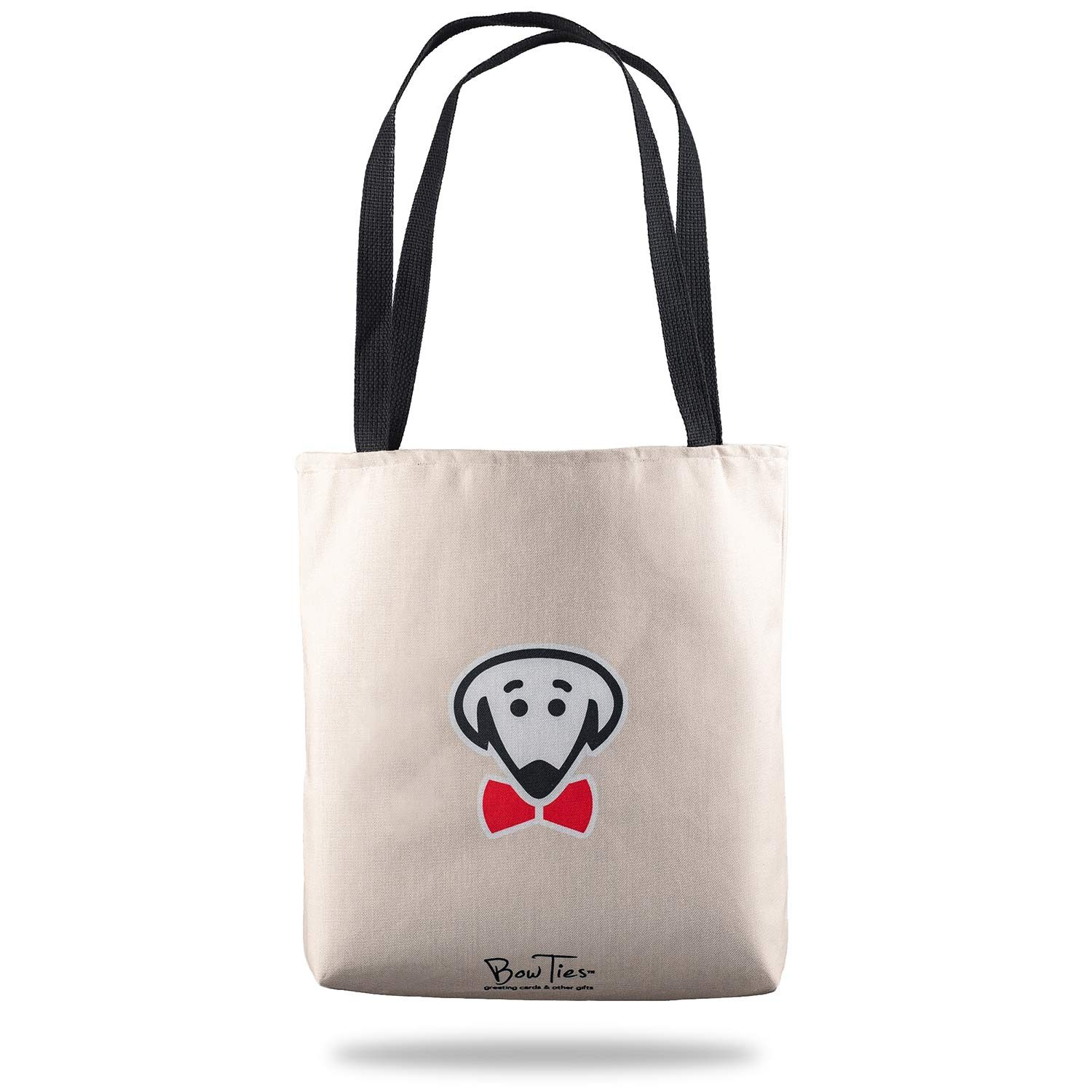 'A.D.D.' Tote by Beau Tyler in tan