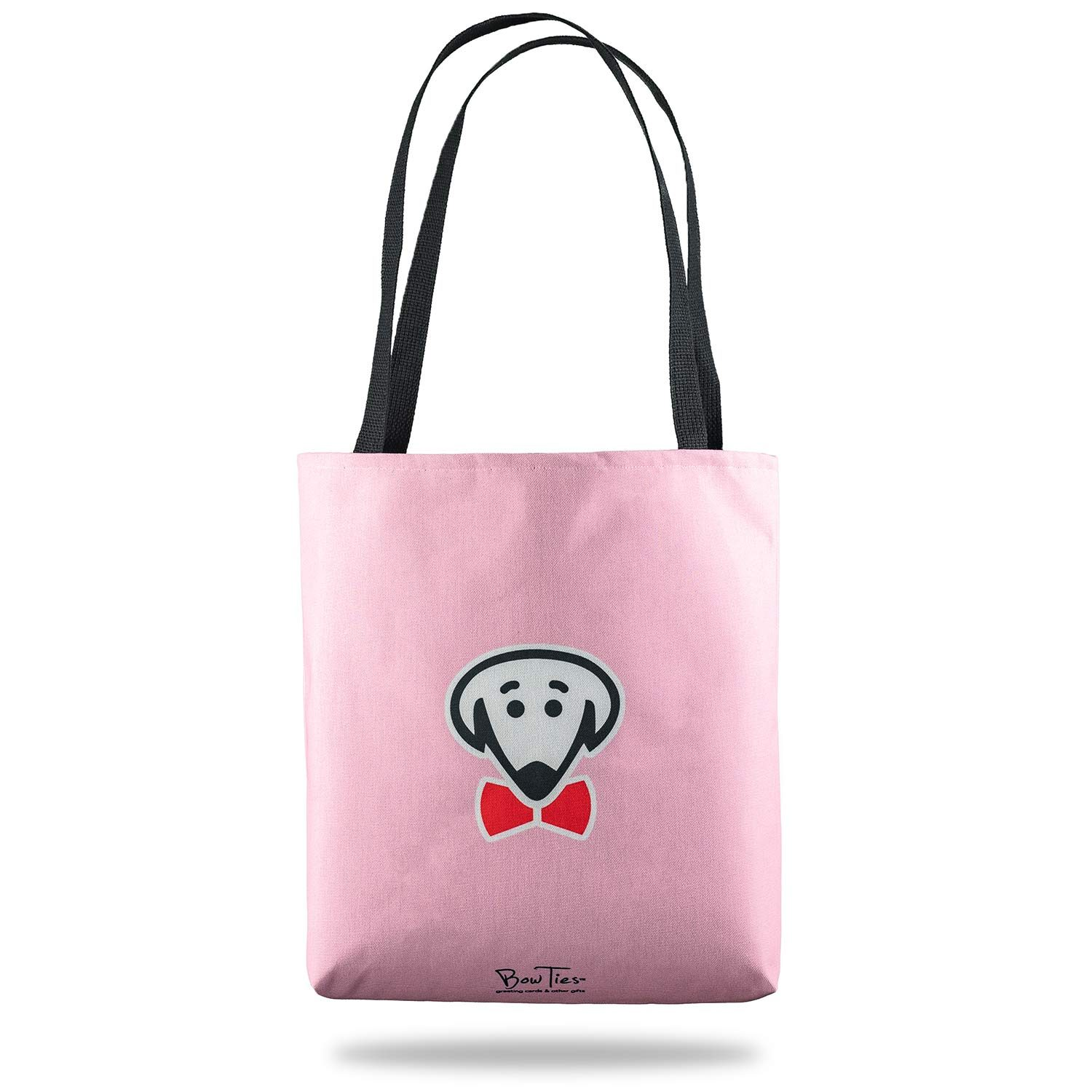 'A.D.D.' tote by Beau Tyler in pink