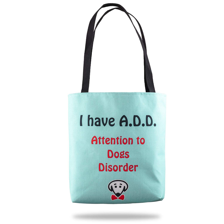 'A.D.D.' Tote by Beau Tyler in mint